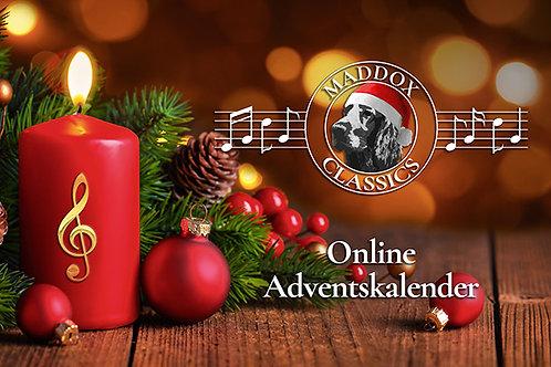 Online Musik-Adventskalender / Music Advent Calender