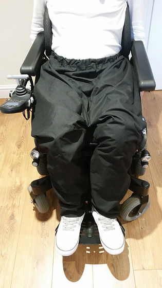 waterproof trousers wheelchair disabled clothing