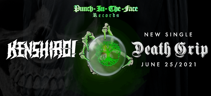 Death Grip (single) FB cover.png