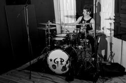 Geo Pardalos - studio session