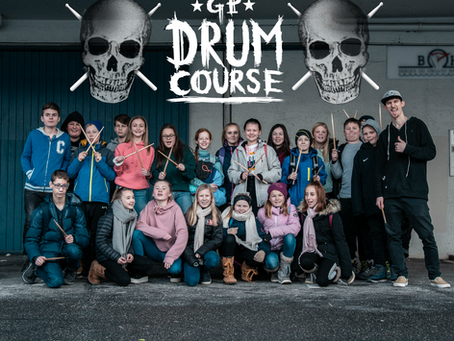 My Drum Course Is At Full Capacity!