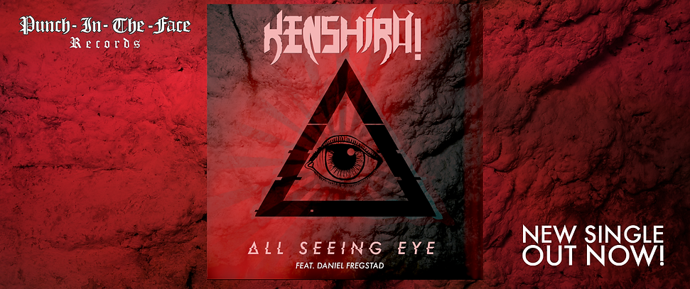 KENSHIRO! - All Seeing Eye (feat. Daniel Fregstad)