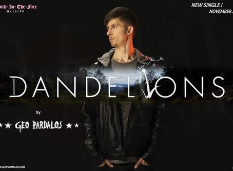 "New single entitled: ""Dandelions"" coming soon!"