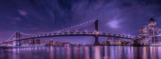 MAHATTAN BRIDGE PANO