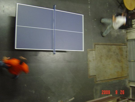 Thunderdome Ping Pong