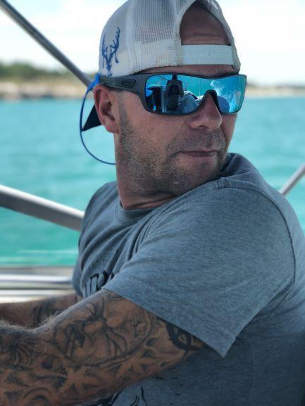 Below the Belt Services Owner Dustin Smi