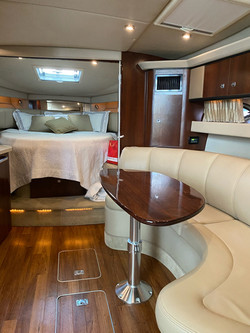 Boats-dining-bed-area