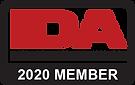 IDA membership badge