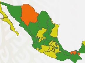 メキシコシティが5月10日から黄色信号に: 5月7日現在の感染・ワクチン接種状況