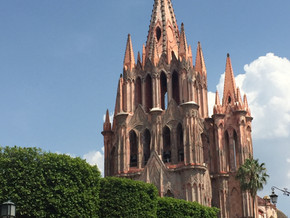 サンミゲル・デ・アジェンデを旅する動画できました!