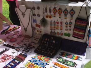 日曜限定! Haciendaにマーケット!? LeonのEl Mercado de Granjeros at Ex Hacienda Cruz Cantera