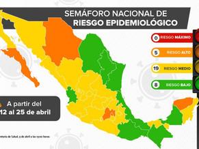 4月9日更新:経済活動の再開信号、ヌエボ・レオン州が緑信号に