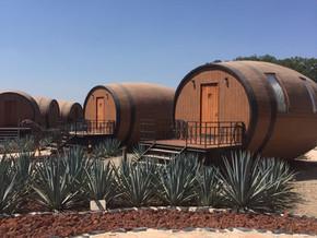 テキーラ村で一度は泊まってみたい、樽ホテル(Matices Hotel de Barricas)
