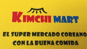 レオンのリトル・コリア?韓国食材店、KIM CHI MARTがオープン!