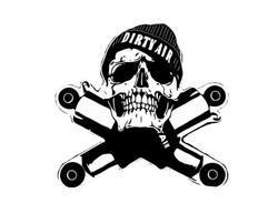 dirty air suspension logo