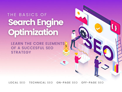 Search Engine Optimization: The Basics of SEO & How to Get Started