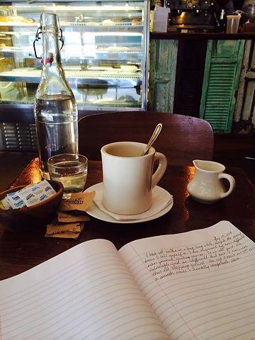 coffee in park slope.JPG