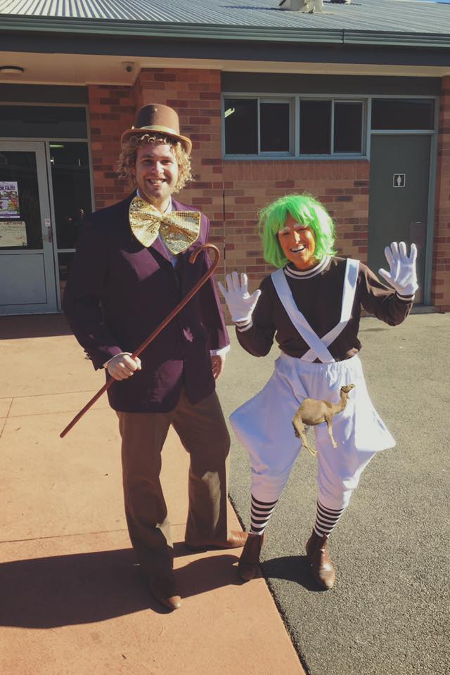 Willy and Oompa
