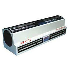 Owing to the changing needs of customers, we are engaged in offering a large range of Air Curtains. Our product is designed by our experts as per the needs of the customers. This product is primarily used for preventing from cold or warm air, dust and insects from entering your premises. Furthermore, our product is also available in flameproof, stainless steel models for special applications.   Features:   Sturdy Various designs Accurate dimensions   Outlet Velocity Range:   10 Mtrs / Sec 15 Mtrs / Sec 18 Mtrs / Sec 24 Mtrs / Sec