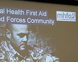 AAVS Mental Health First Aid Course