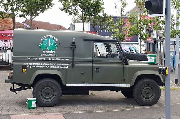 AAVS Landrover