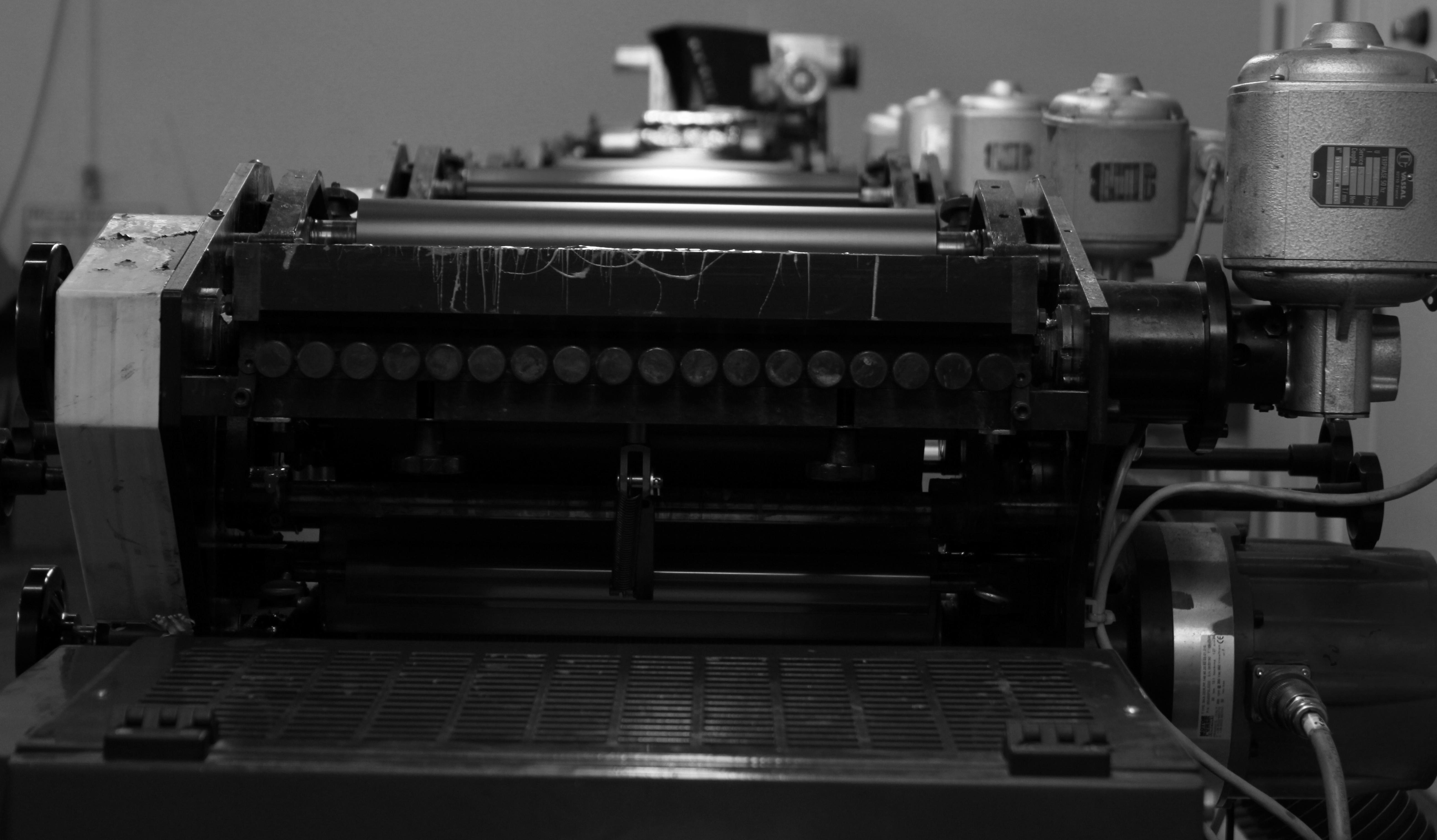 imprimerie,dubon,perpignan,66, machine