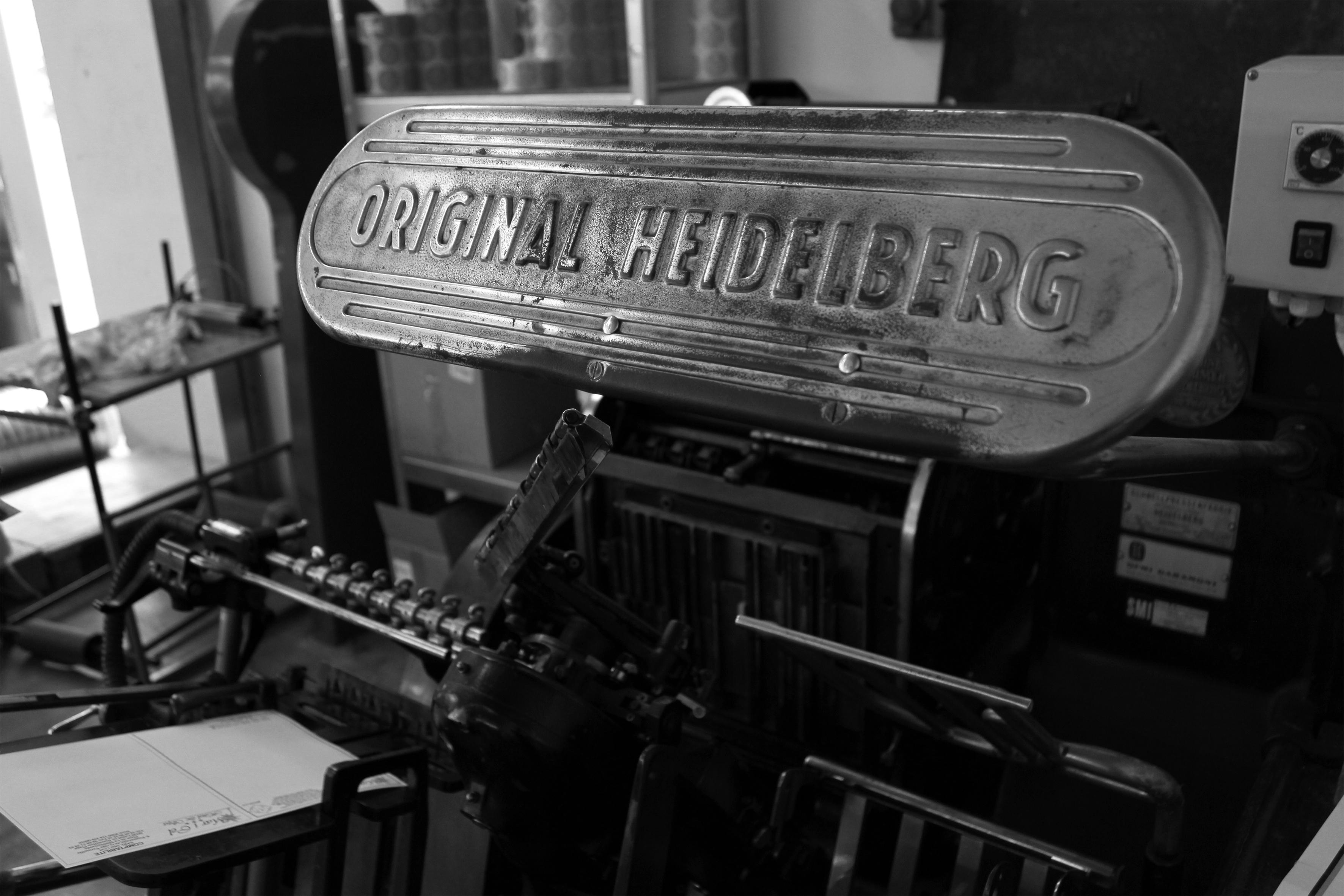 imprimerie,dubon,perpignan,66, machine,original,heidelberg