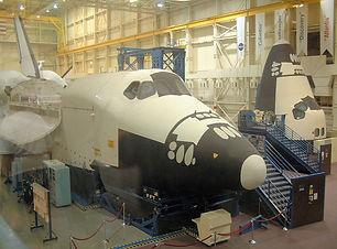 NASAジョンソン宇宙センター