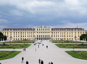 シェーンブルン宮殿の写真