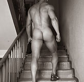 male men man guys nude naked nudes muscle bodybuilder photo photography gay art
