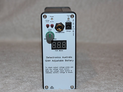 12Ah Regulated Battery System
