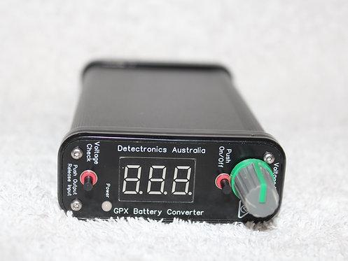 GPX Battery Converter