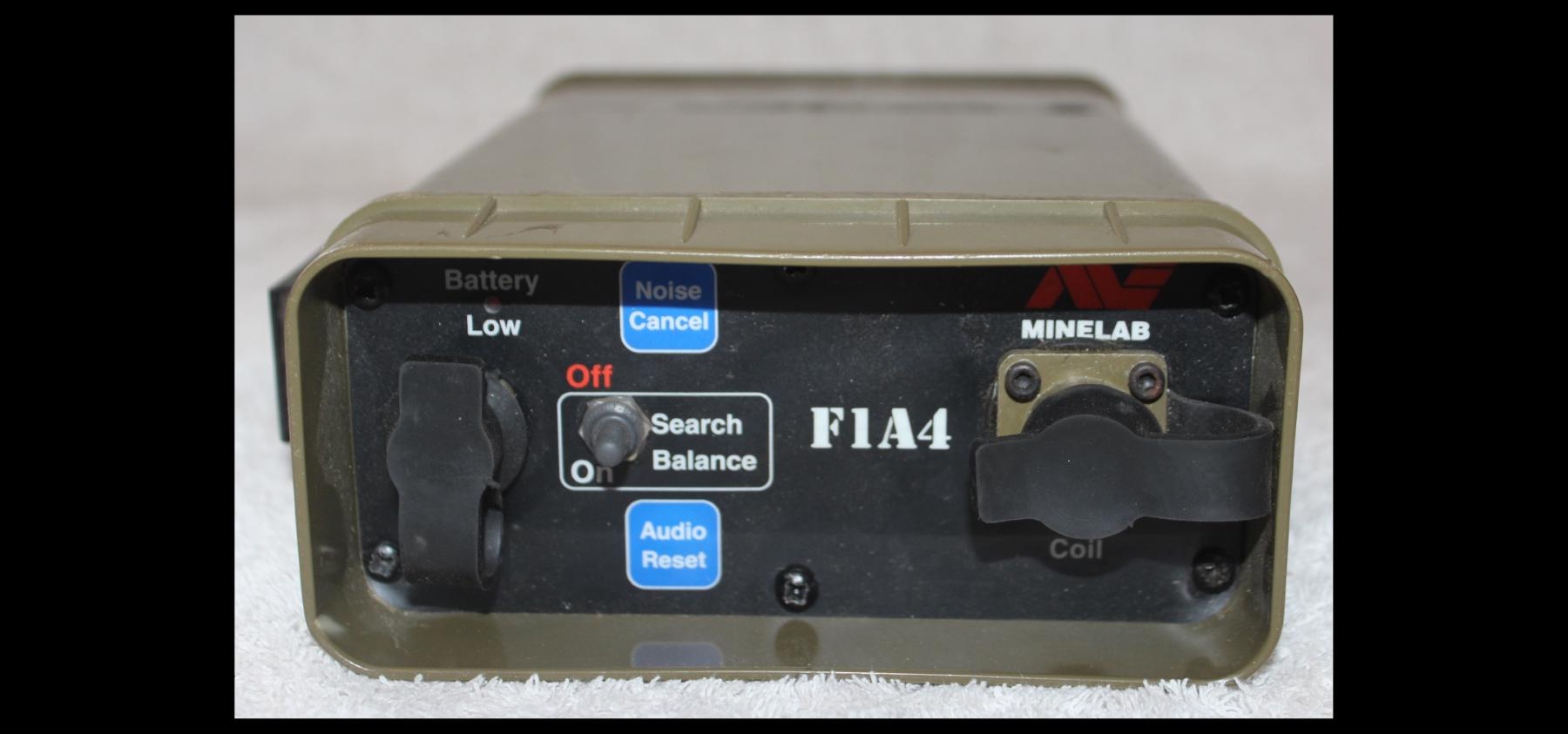 F1A4 Original Front