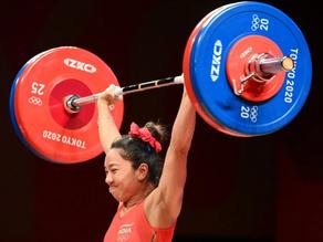 Silver medal winner Mirabai Chanu makes India proud in Tokyo Olympics, 2k20