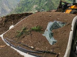 11 dead: Major landslide Himachal's Kinnaur, more than 30 people are still missing