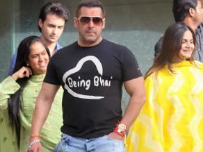 Salman Khan 'Being Human' Fraud case, Chandigarh police summon Salman Khan and his sister