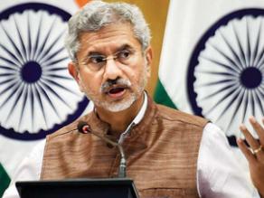 "External affair Minister Jaishankar added ""Where is the responsibility of big tech firms"