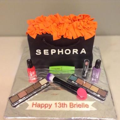 Sephora Birthday Cake
