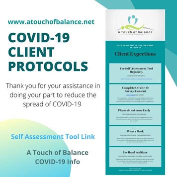 Covid-19 Client Protocols