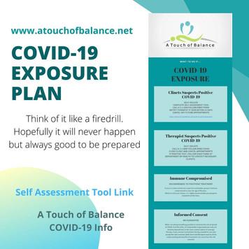 Covid-19 Exposure Plan