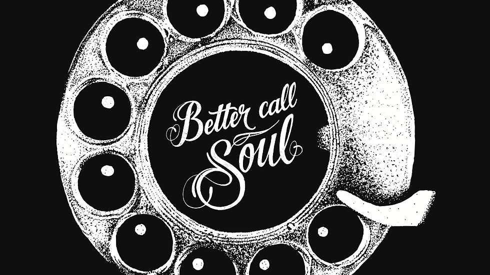 Better Call Soul CD