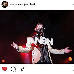 #THANKFUL #nothingbutlove #capetown _capetownjazzfest #africasbiggestgathering #N8N logo made by _bo