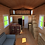 Thumbnail: 10' x 24' with a loft- Cabin Style