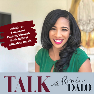 TALK WITH RENEE DALO PODCAST
