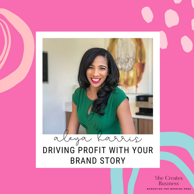 SHE CREATES BUSINESS PODCAST