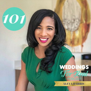 WEDDINGS FOR REAL PODCAST