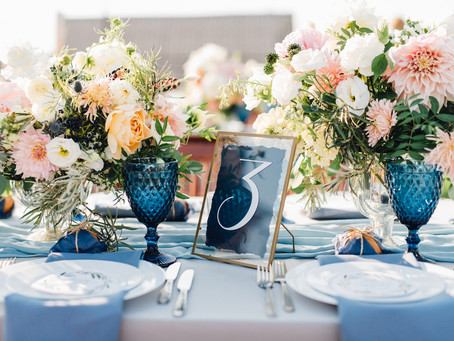 Getting a Catering, Event, or Wedding Company Started on Social Media