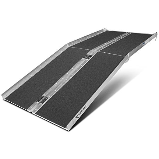 Folding Portable Ramp