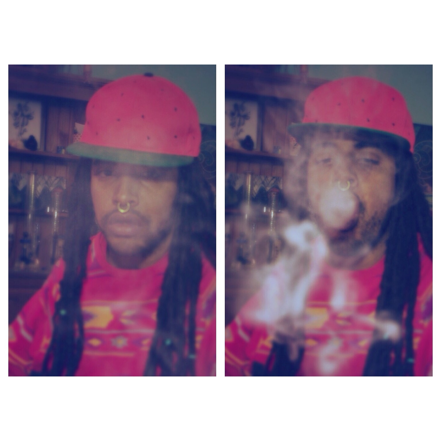 Loud in the red zone