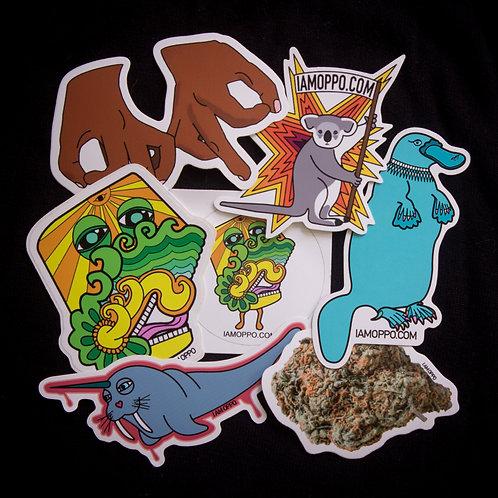 Sticker Pack (7)